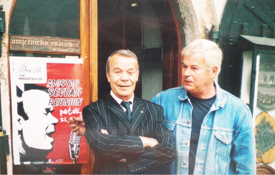 Ilijas Delić i Ismet Kurt