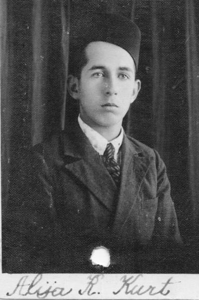 Alija Kemal Kurt