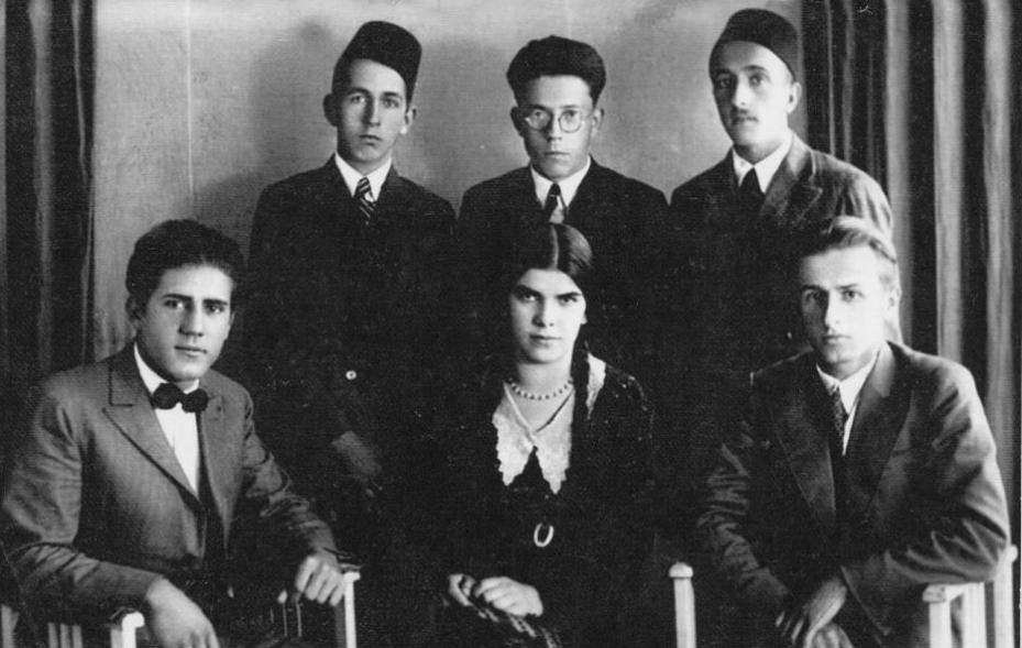Maturanti tuzlanske gimnazije 1931-32.