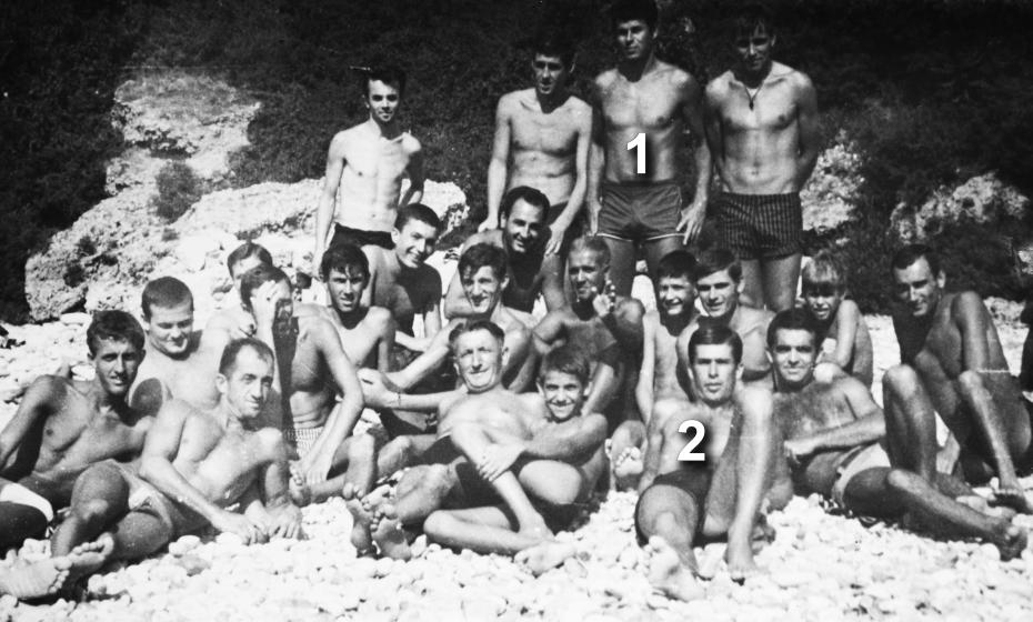 Ljeto 1965. godine na Carinskom pijesku