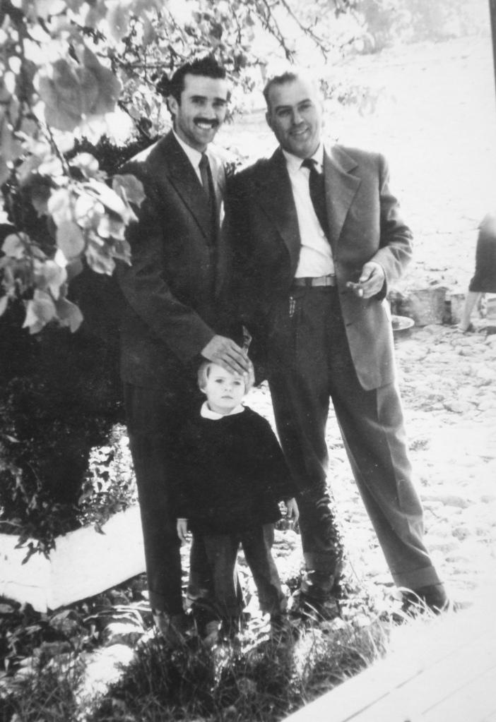Mirzo, Muhamed i Adisa Kurt 1959.