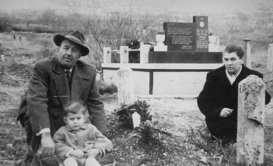 Šarića harem u Mostaru 2. februara 1960. godine