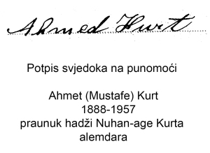 potpis-Ahmet