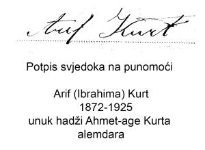 potpis-Arif