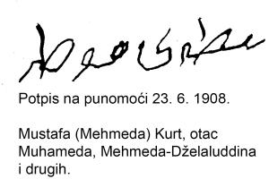 potpis-Mehmed