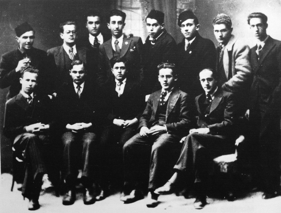 Džemal Bijedić, salih Kurt oko 1935.