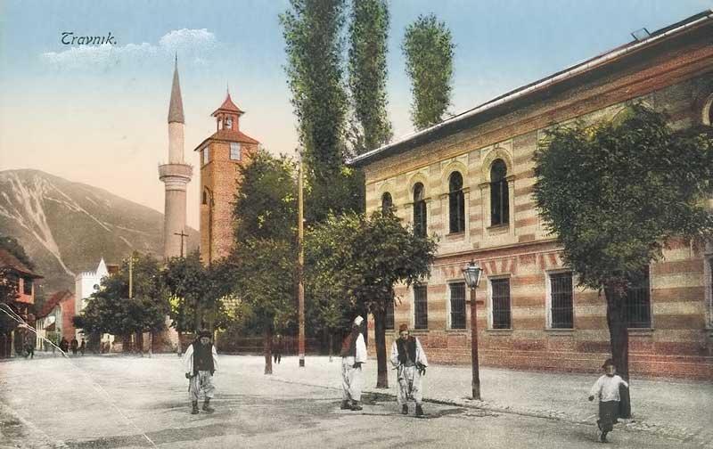 Travnik 1903.