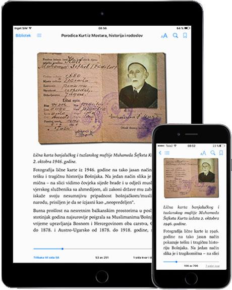 Knjiga Porodica Kurt u epub formatu na ipade i iphone